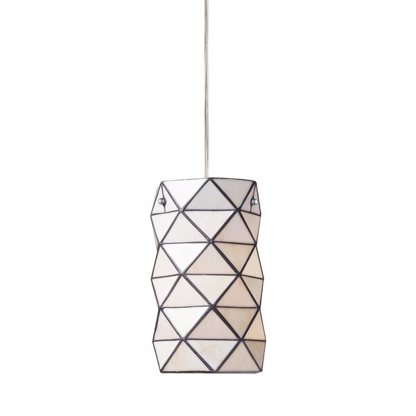 Alfredo 1-Light Mini Pendant by Langley Street