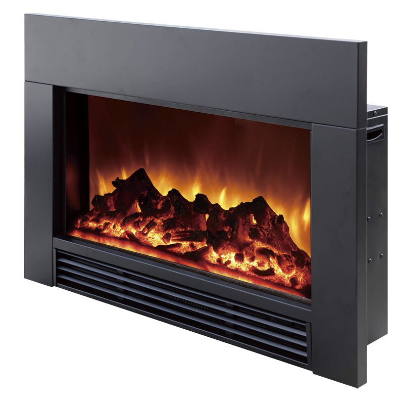 Dynasty Electric Electric Fireplace Insert & Reviews | Wayfair
