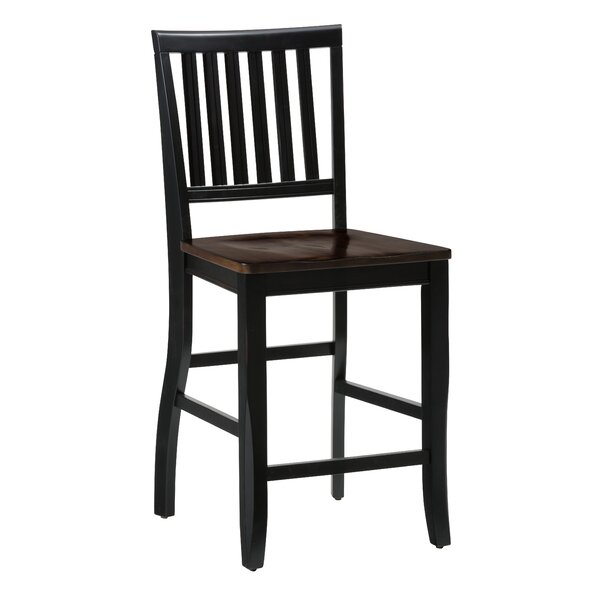 Baretta 24 Bar Stool (Set of 2) by Beachcrest Home