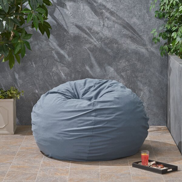 Large Outdoor Friendly Classic Bean Bag By Bay Isle Home