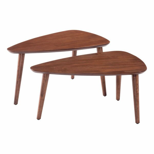 Cioffi 2 Piece Nesting Tables (Set of 2) by Corrigan Studio