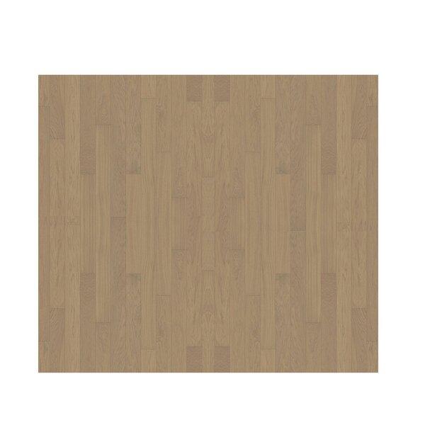 Linnea 4-5/8 Engineered Oak Hardwood Flooring in Poppy by Kahrs