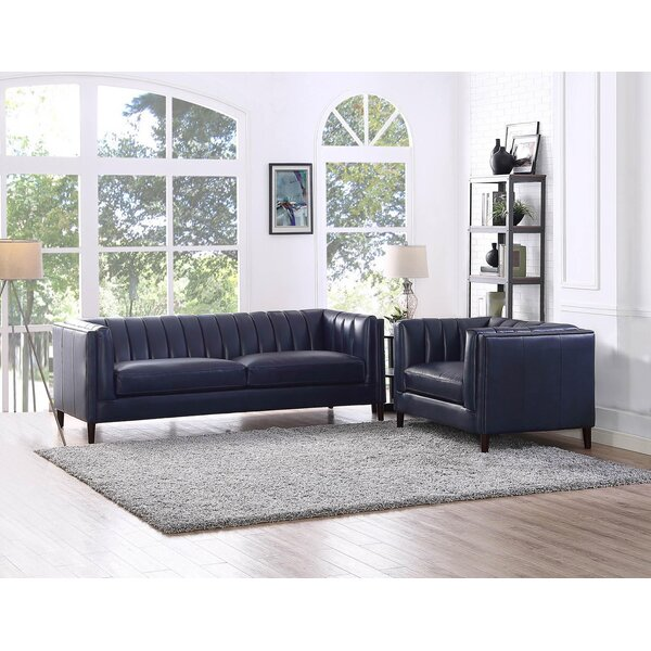 Cournoyer 2 Piece Living Room Set by Corrigan Studio