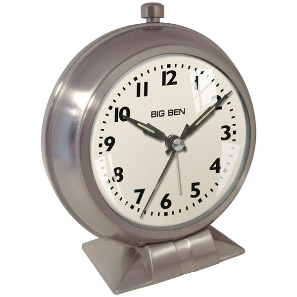 Big Ben Tabletop Clock by Williston Forge