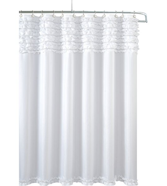 Hepner Spa Shower Curtain by Viv + Rae