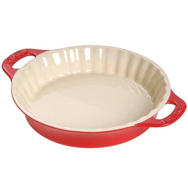 Round Pie Dish by Staub