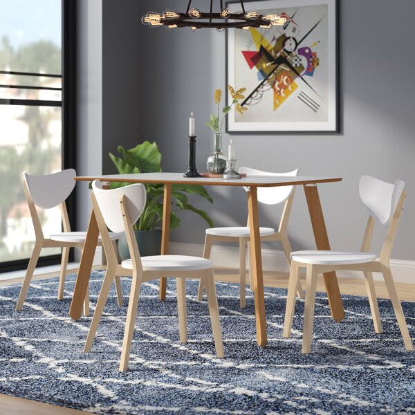 Yokota Side Chair (Set of 4) by Corrigan Studio