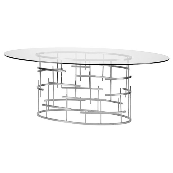 Tiffany Dining Table by Nuevo