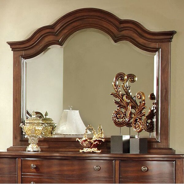 Bamey Traditional Elegant Accent Mirror by Darby Home Co