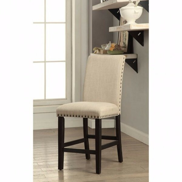 Amet Upholstered Dining Chair (Set of 2) by Darby Home Co