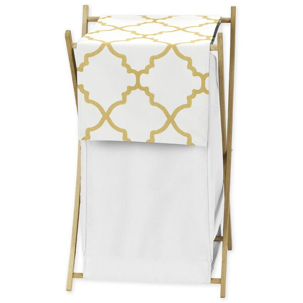 Trellis Laundry Hamper by Sweet Jojo Designs