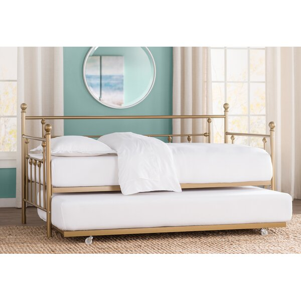 Ione Daybed with Trundle by Andover Mills