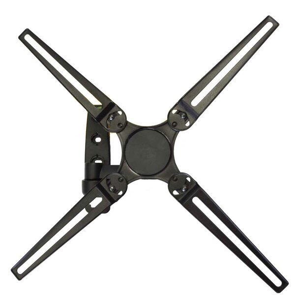 Single Stud Tilt Wall Mount for 10-42 Flat Panel Screens by Level Mount