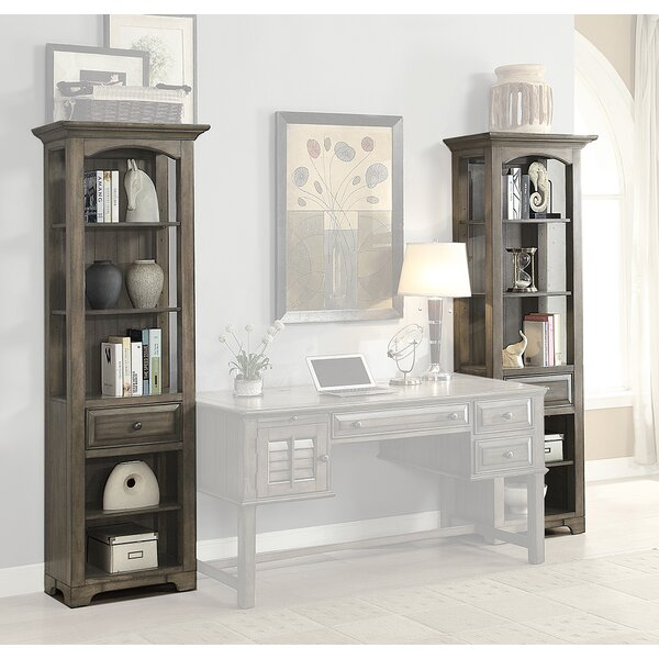 Austin Standard Bookcase (Set of 2) by Parker House Furniture
