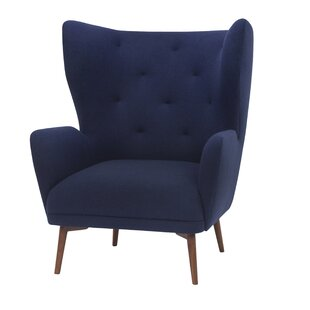 Jonathan Wing back Chair by Corrigan Studio