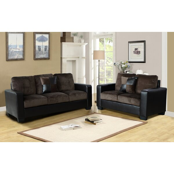 #2 Clove 2 Piece Living Room Set By Latitude Run Comparison