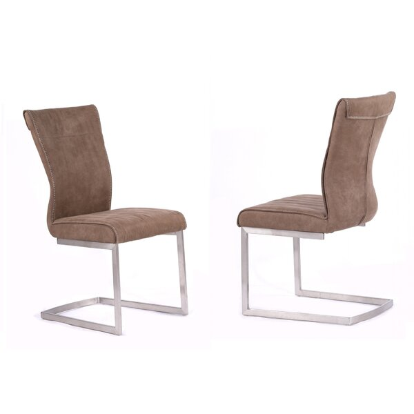 Carballo Fabric Side Chair (Set of 2) by Orren Ellis