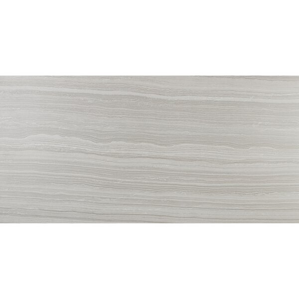 Austin 18 x 36 Porcelain Wood Look Tile in Grigio by Itona Tile
