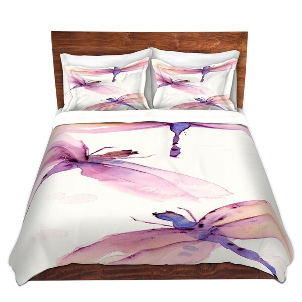 Dragonflies Duvet Cover Set