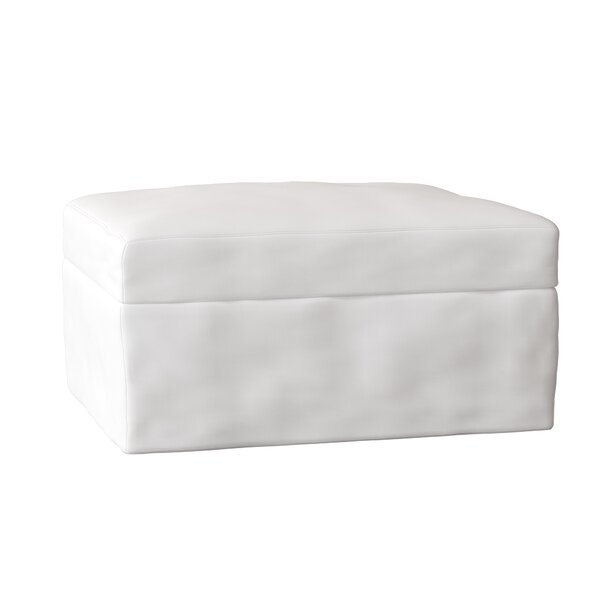 Madison Ottoman by Wayfair Custom Upholstery™