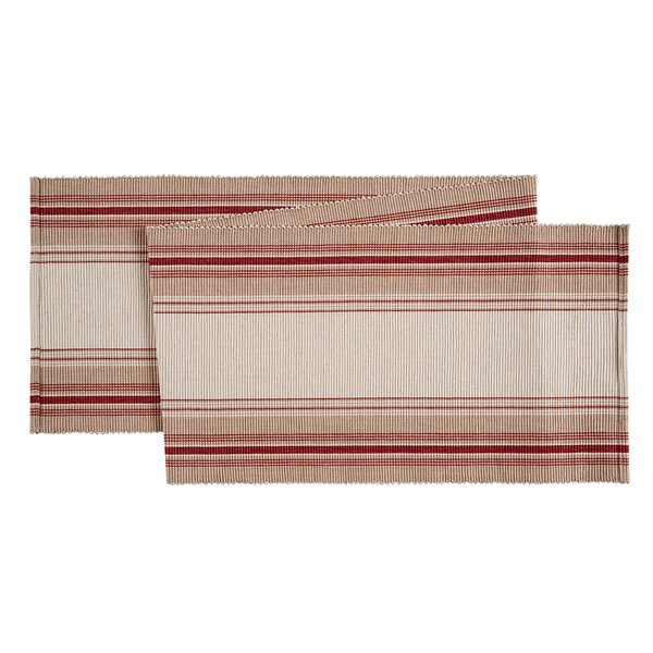 Logan Table Runner by C&F Home