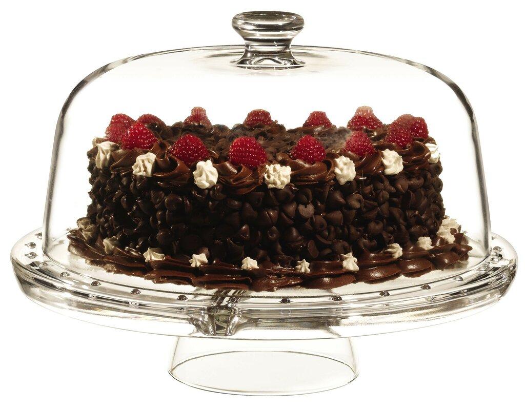 Luigi Bormioli Cake Stand