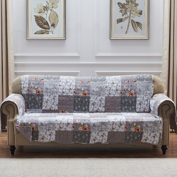 Giulia Sofa Slipcover by August Grove