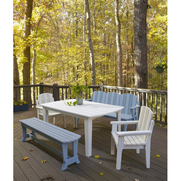 Carolina Preserves Wood Dining Table by Uwharrie Chair