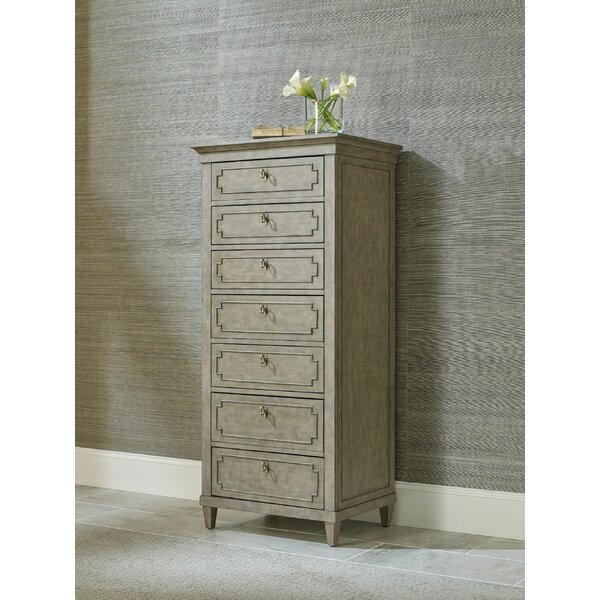 Ainsley 7 Drawer Lingerie Chest by One Allium Way