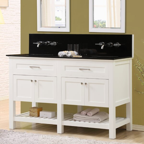 Fairfield 60 Double Bathroom Vanity Set by Latitude Run