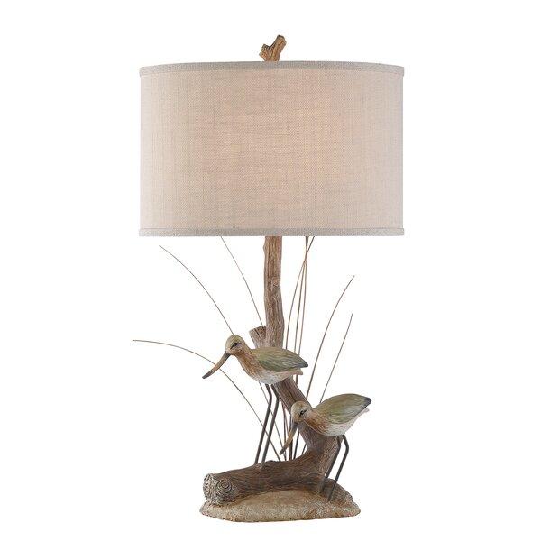 Edgar Bird 32 Table Lamp by Highland Dunes
