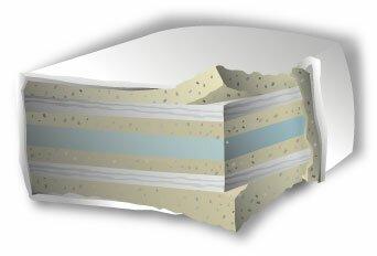 Lexington 9 Foam Futon Mattress by Futon America