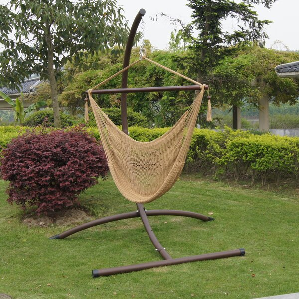 Mindi Deluxe Hammock Chair and Stand by Red Barrel Studio