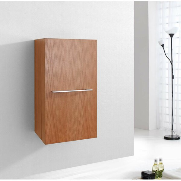Carvell 15.7 W x 31.5 H Wall Mounted Cabinet by Virtu USA