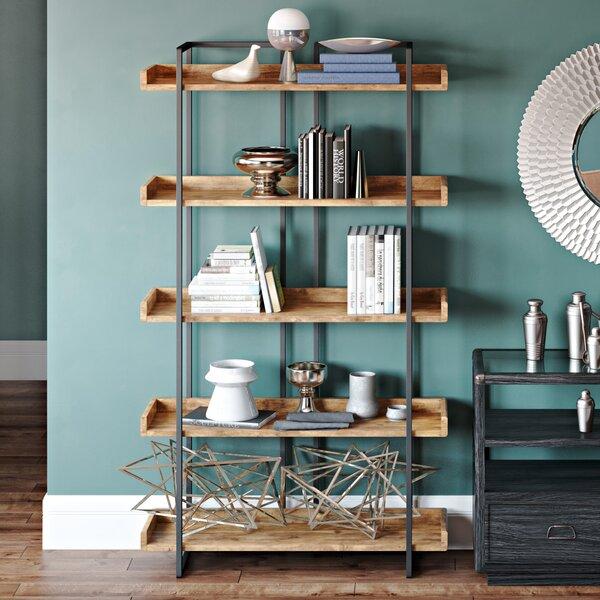 Hughey Etagere Bookcase by Brayden Studio