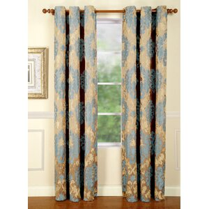 Casablanca Single Curtain Panel