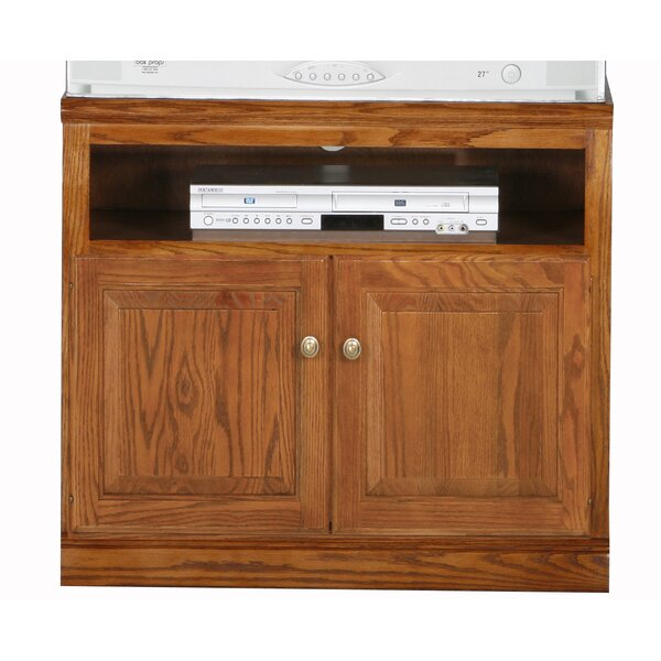 Billerica Solid Wood TV Stand For TVs Up To 32