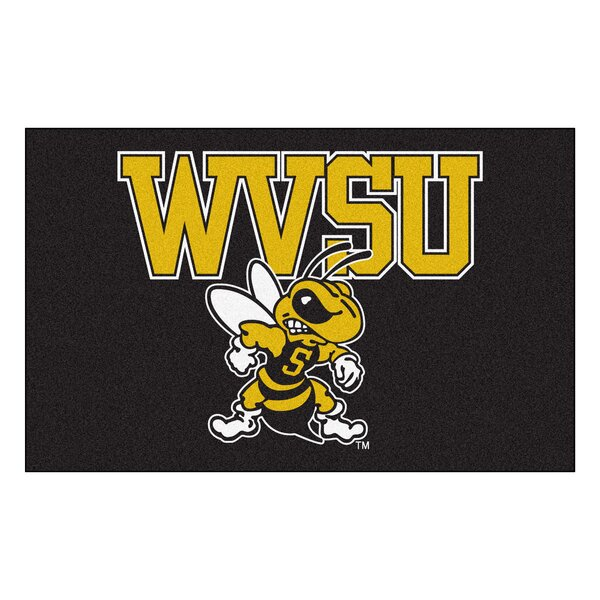 Collegiate NCAA West Virginia State University Doormat by FANMATS