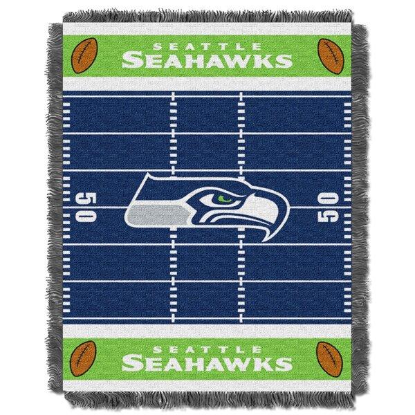 NFL Seahawks Field Baby Blanket by Northwest Co.