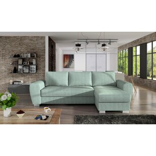 Sarver Sleeper Sectional Brayden Studio