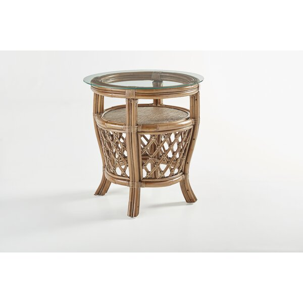Stowers End Table by Bay Isle Home