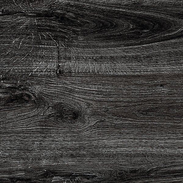 Vogue 8 x 48 Porcelain Field Tile in Black by Madrid Ceramics