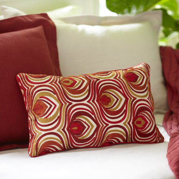 Tatum Embroidered Pillow Cover by Birch Lane™