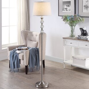 Read Reviews Myrtle 64 Traditional Floor Lamp By House of Hampton