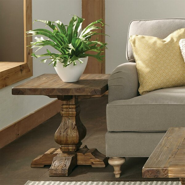 Woosley End Table by Gracie Oaks