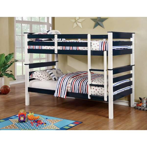 Karl Twin over Twin Bunk Bed by Zoomie Kids