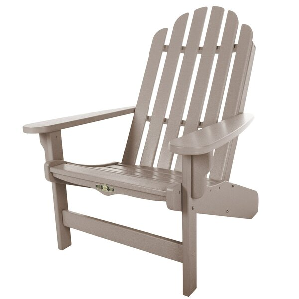 Lucasta Plastic Adirondack Chair by Loon Peak