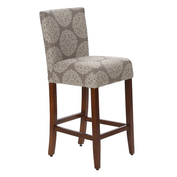 Waverly Bar Stool by Three Posts