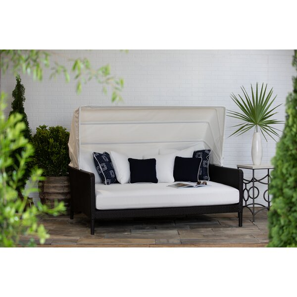 Athena Patio Daybed with Cushions by Summer Classics Summer Classics