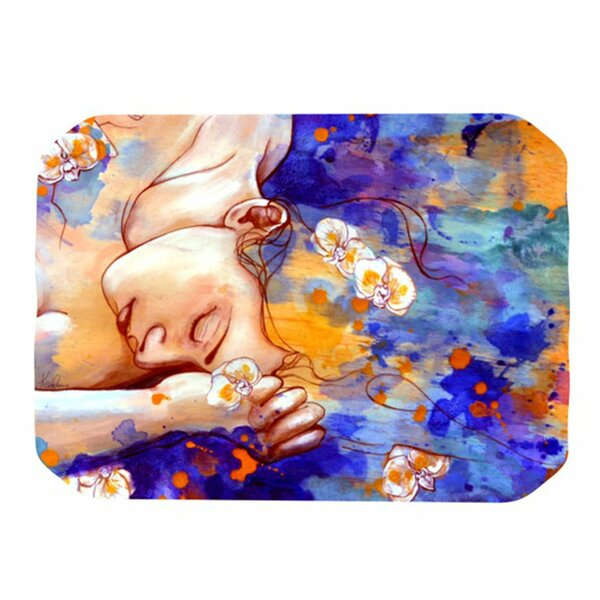 A Deeper Sleep Placemat by KESS InHouse